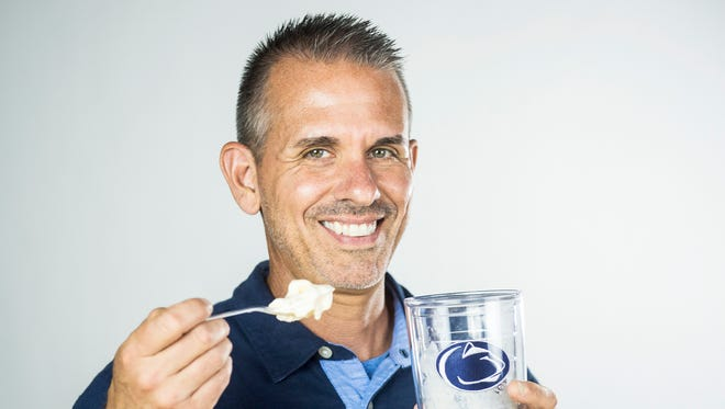 Talk PSU football and have free ice cream with YDR sportswriter Frank Bodani.