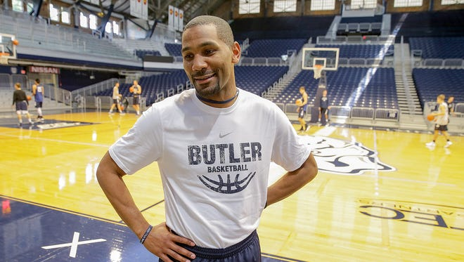 Butler coach LaVall Jordan is still waiting for his first 2018 commit.
