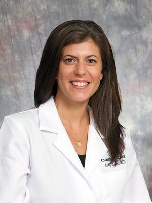Emily Saks, M.D., MSCE