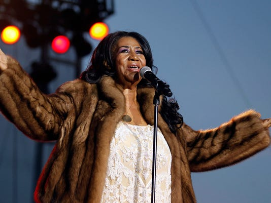 USP ENTERTAINMENT: ARETHA FRANKLIN E ENT USA WI