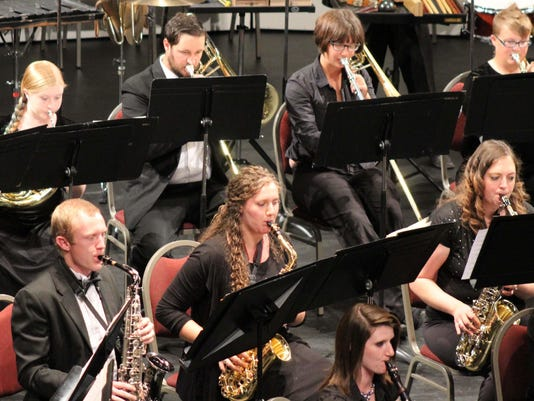 SUU Wind Symphony will be performing in A Christmas Festival