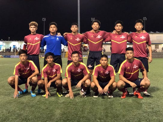 The Father Duenas Friars look to spoil JFK's bid to