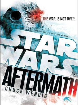 """Out this fall, the new novel """"Star Wars: Aftermath"""" picks up events after """"Return of the Jedi."""""""