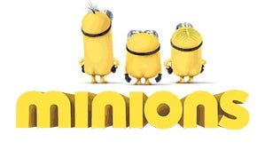 Minions opens July 10