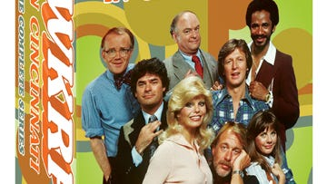 "All four seasons of ""WKRP in Cincinnati"" will be released Oct. 28."