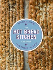 """You may buy """"The Hot Bread Kitchen Cookbook"""" during"""