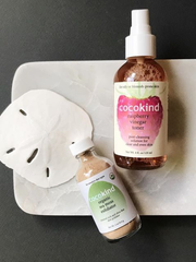Cocokind products are available at Lori's Natural Foods in Henrietta.