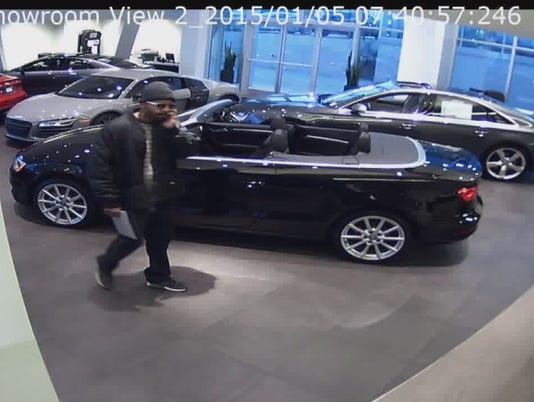 Thieves Steal High End Cars Off Dealership Lot