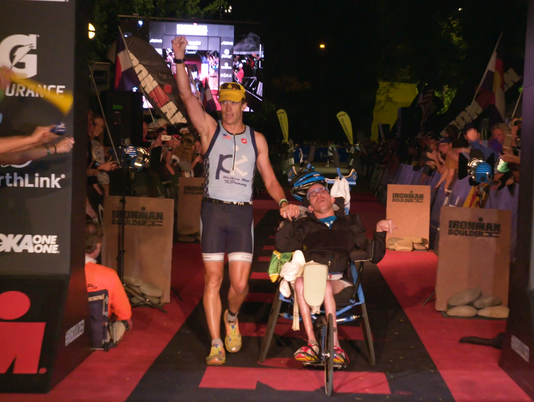 Ironman surprise entry