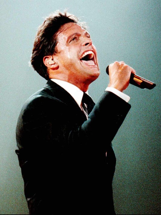 Luis Miguel of note