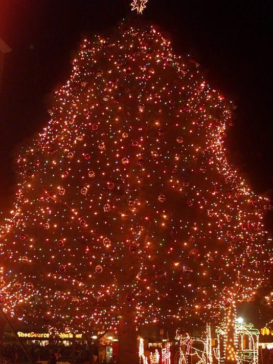 Archive photos: Christmas in El Paso