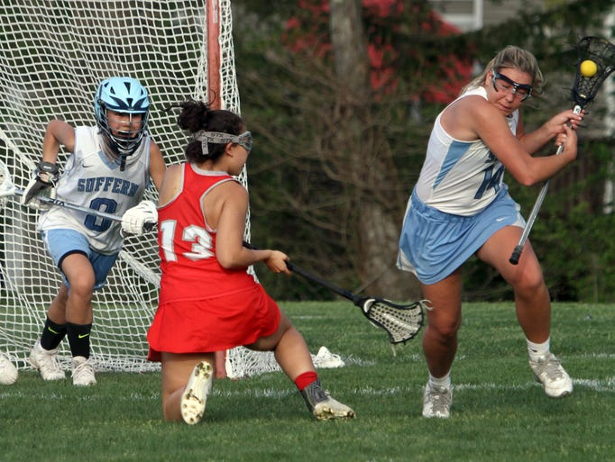 suffern girls From left, arlington's meggie buttinger (2) gets a shot by suffern goal keeper morgan tamburro during the girls soccer section 1 class aa championship game at yorktown high school oct 30, 2016 arlington won the game 2-0 (photo: frank becerra jr/the journal news) yorktown – there is no way to.