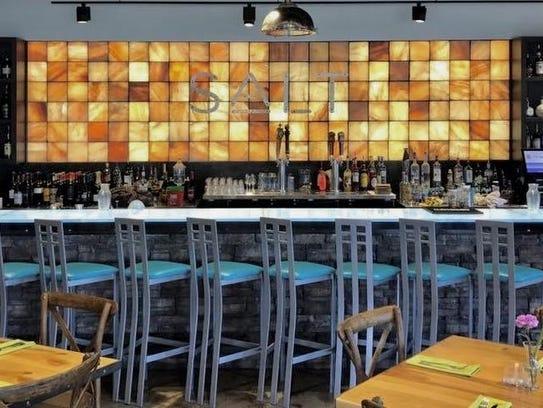 SALT restaurant now open at Shreveport Aquarium.