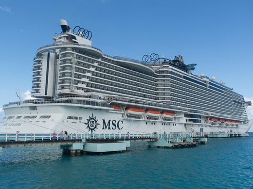 c80663f0f278 Fast-growing MSC Cruises unveils third giant new ship in a year
