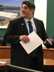 Garfield Mayor Richard Rigoglioso.