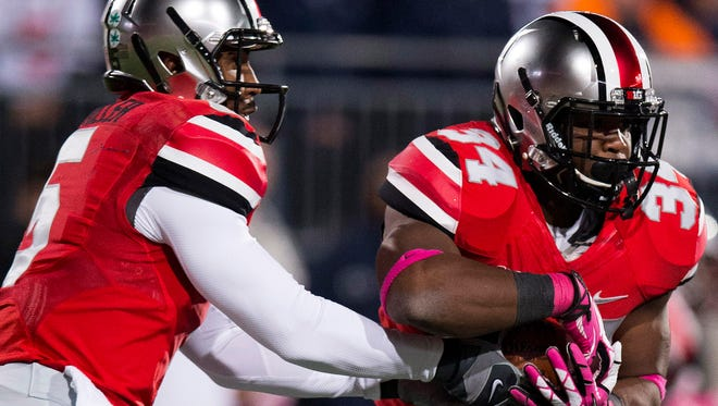 Can Braxton Miller and Carlos Hyde lift Ohio State to a win over Michigan State?