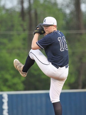Loyola's Matthew Storment is leading the Flyers on the mound this season.