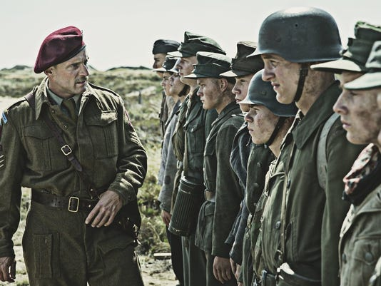 A scene from 'Land of Mine'