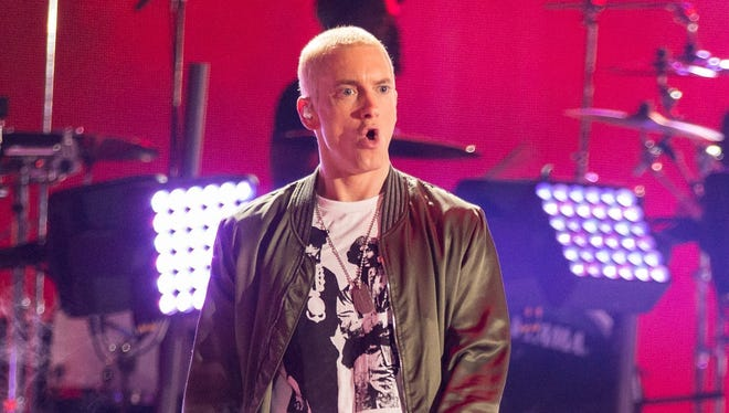 Eminem's The Marshall Mathers Foundation is partnering with Carhartt to design a limited edition hoodie that will benefit the foundation.