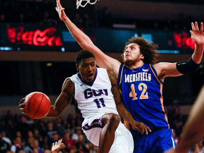 GCU men's basketball vs. CSU Bakersfield