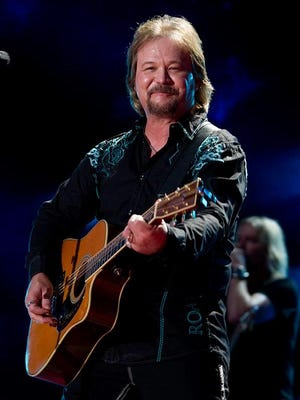 Country legend Travis Tritt will perform Saturday at Memorial Auditorium.