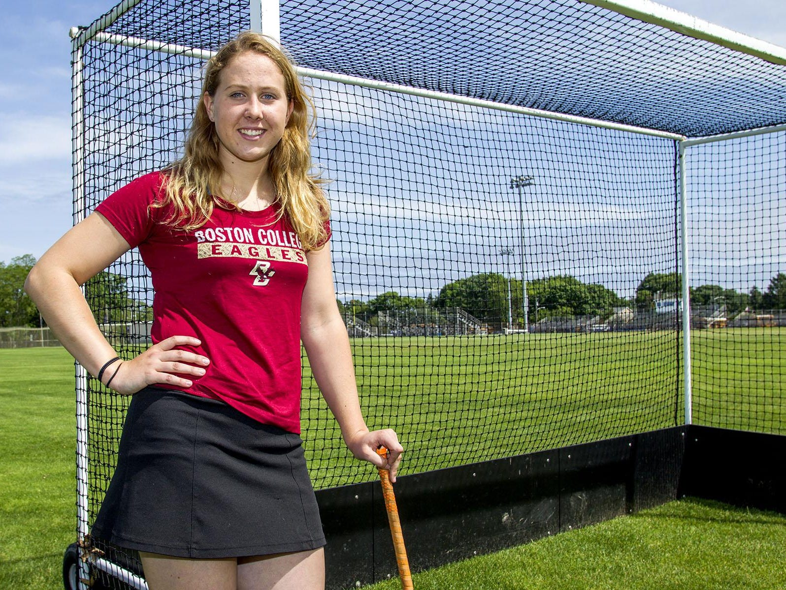 Sarah Dwyer has committed to play field hockey at Boston College.