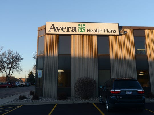 Avera Health Plans office near 49th Street and Elmwood