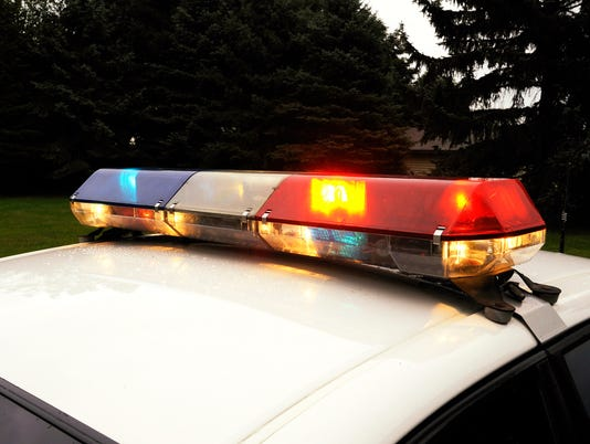 indystar stock police stock crime light bar squad car