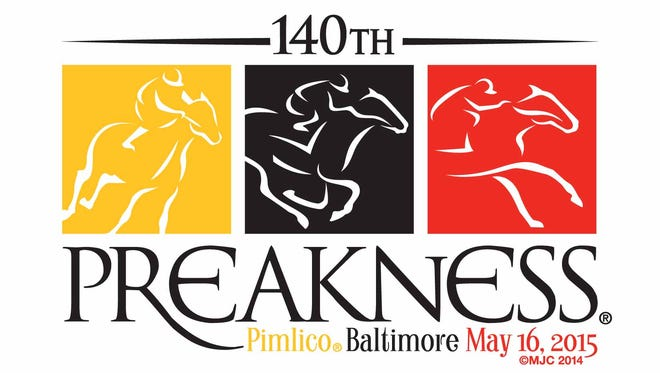 Preakness Stakes logo.