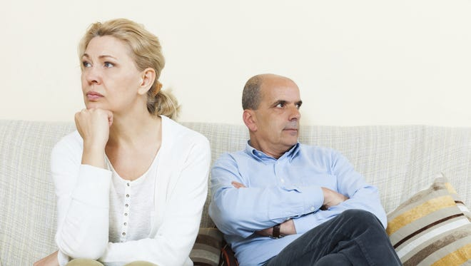 If you discover you think your spouse is a bad person, at what point do you leave?