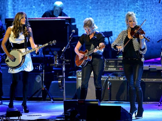 The Eagles and Dixie Chicks In Concert At The NOKIA Theatre