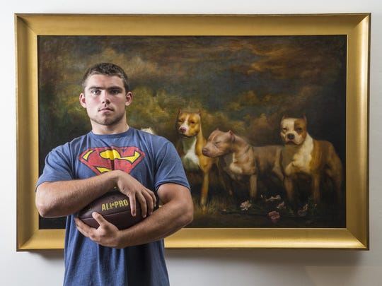 Dog Day Afternoon: Mike Ruane, linebacker, Rumson-Fair Haven