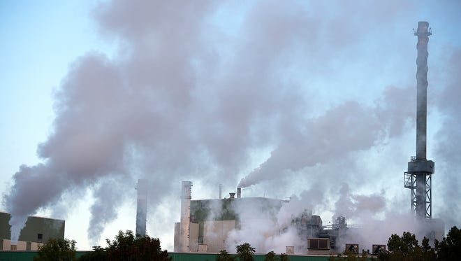 Glatfelter paper mill is among the top 1 percent of all industrial air polluters in the country. It has been cited for 'significant violations' two times in the past few years.