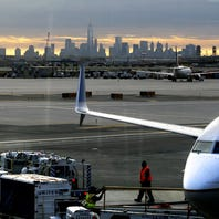 Israeli man charged with two crimes after fake bomb found in luggage at Newark Airport