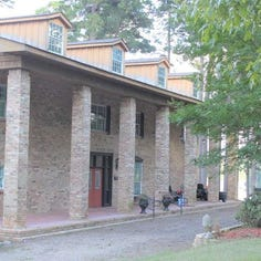 Hidden Caney Lake gem perches on private hilltop
