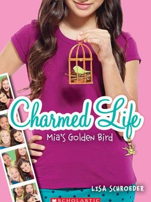 'Charmed Life', by Lisa Schroeder.