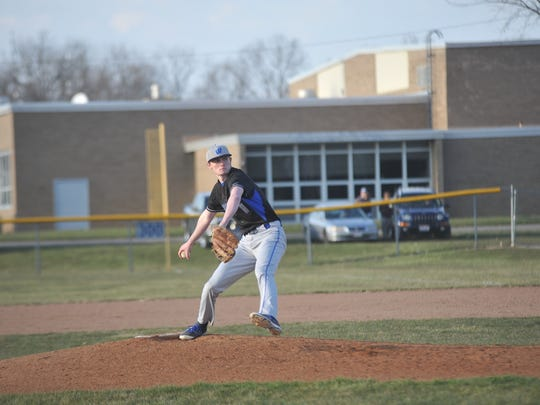 Wyatt Smith and the Royals have an hour-plus drive up to Elmore to open tournament play.