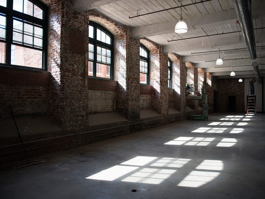Textile Hall will be expanding their coworking space to Brandon Mill.