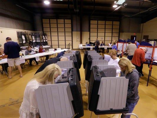 AP 2016 ELECTION ILLINOIS VOTING A ELN FILE USA IL