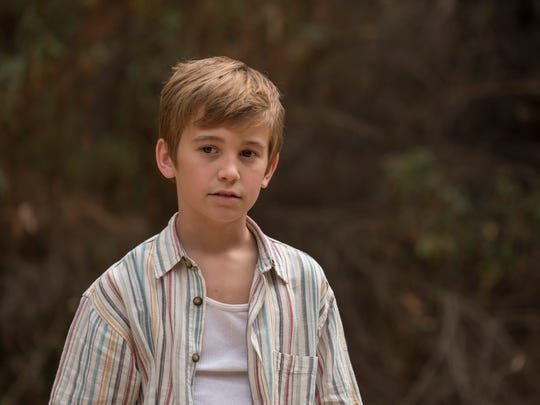 Ten-year-old Kevin Pearson (Parker Bates) feels isolated