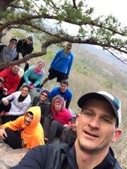Appalachian Running Company in Chambersburg drew its