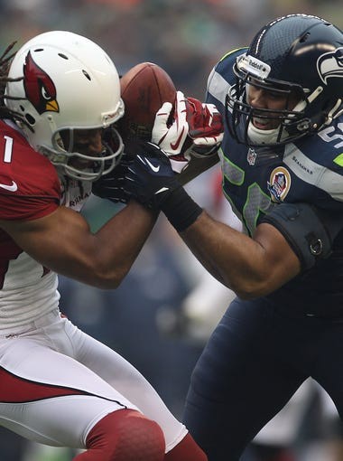 Kent Somers previews and predicts Sunday's NFL game between the Cardinals and Seahawks (6:25 p.m., Channel 12) in Glendale.
