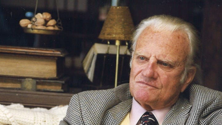 Montreat reacts to Billy Graham's death