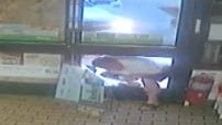 Police are looking for a suspect they say stole several packs of cigarettes from a convenience store during Hurricane Irma