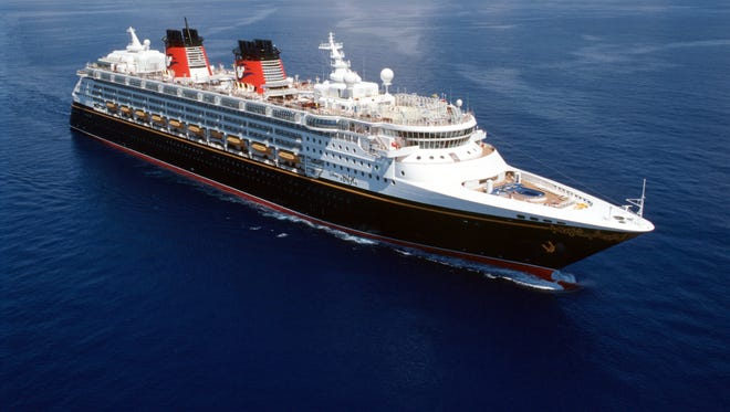 Disney Cruise Line serves up a Champagne brunch when the ship is out at sea during Disney 4-Night and longer cruises.