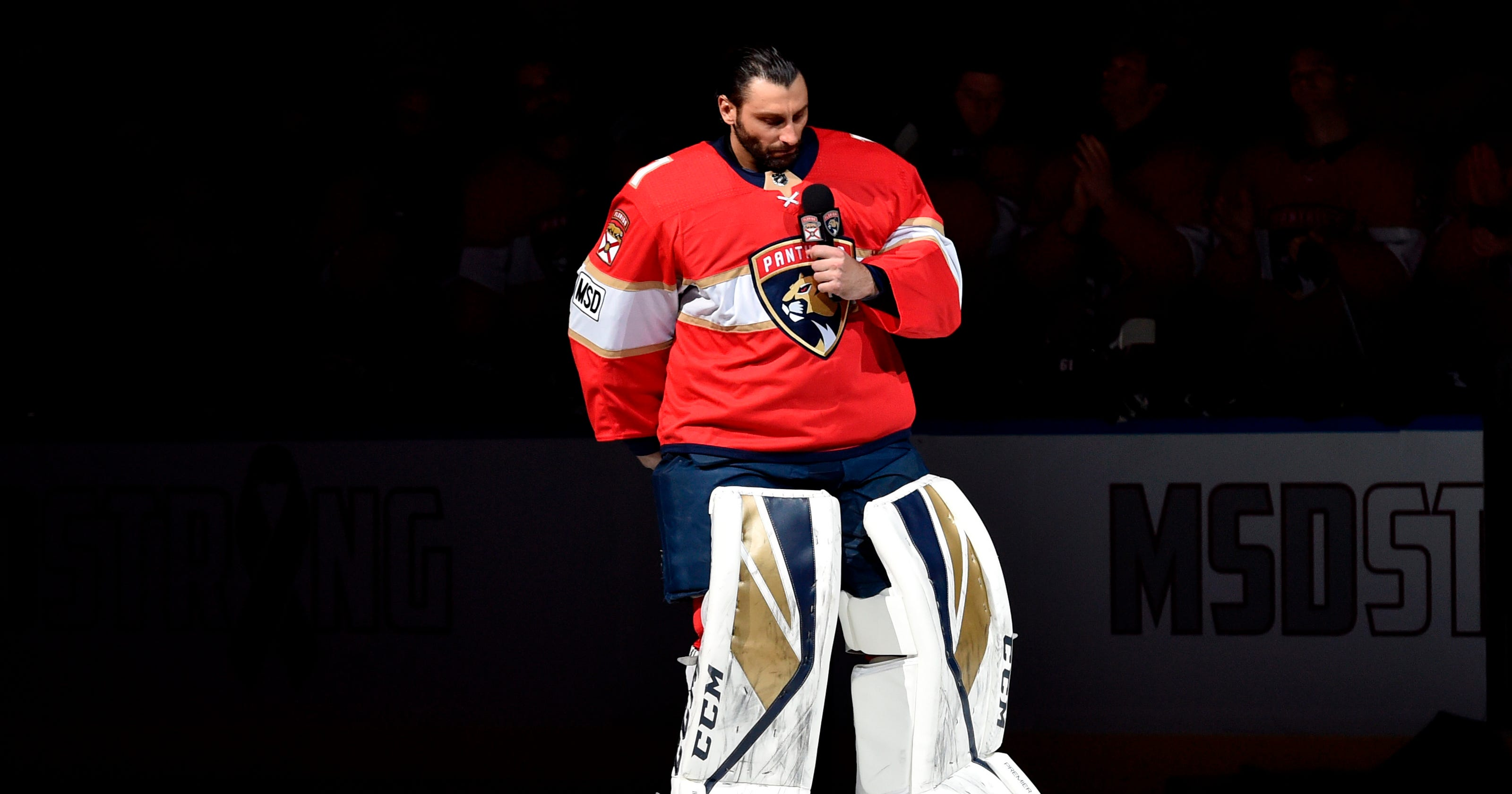 Parkland Shooting Roberto Luongo Wants Conversation To Continue