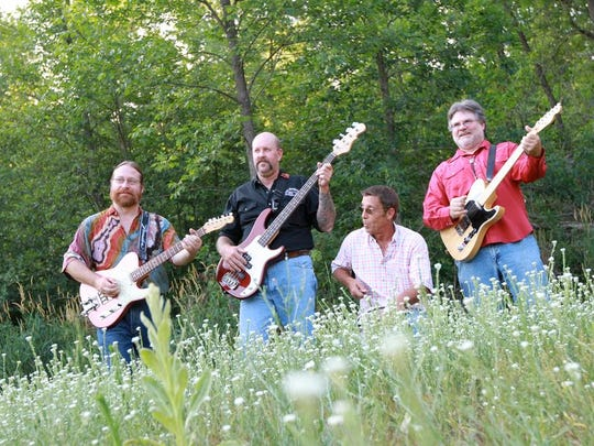 Desperate Ottos will perform July 23, 2016 at Indian Crossing Casino in Waupaca.