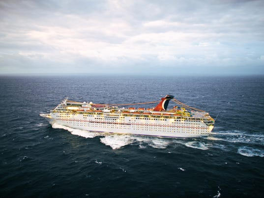 Carnival Ship Emerges From Major Makeover