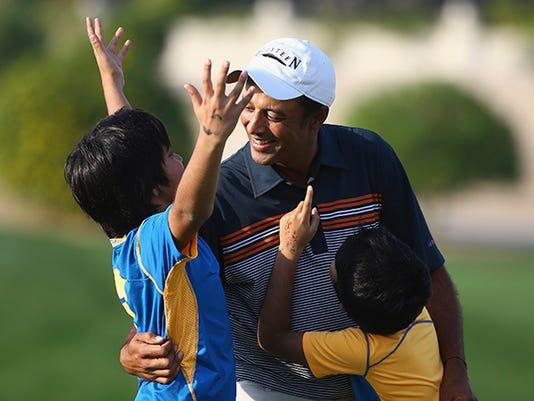 Dubai Open - Asian Tour: Day Four