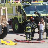 Sonex Crashes Into Oshkosh Corp. Vehicles